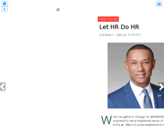 hrmagazine-digital.com screenshot