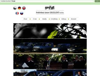 hrobnik.excelentt.cz screenshot