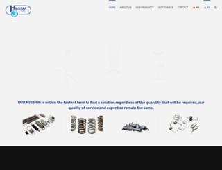 hroma.com.mk screenshot