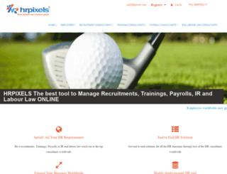 hrpixels.com screenshot