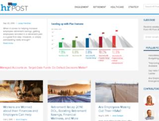 hrpost.hellowallet.com screenshot