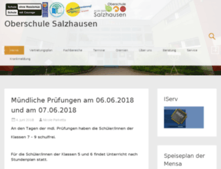 hrs-salzhausen.de screenshot