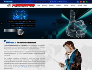 hrsoftwaresolution.com screenshot