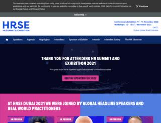 hrsummitexpo.com screenshot