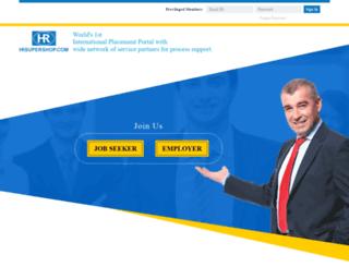 hrsupershop.com screenshot