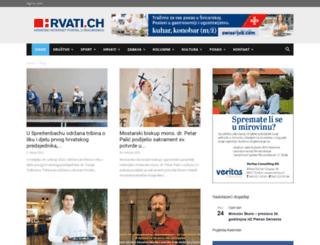 hrvati.ch screenshot