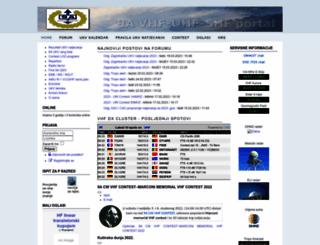 hrvhf.net screenshot
