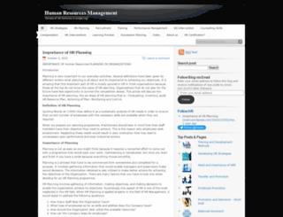 hrwale.com screenshot
