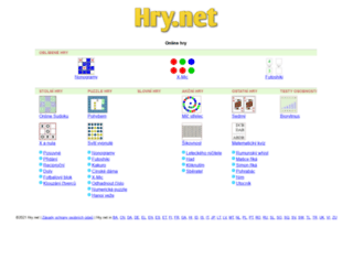 hry.net screenshot