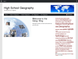 hs-geography.ism-online.org screenshot
