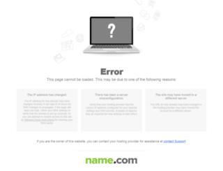 hs7.name.com screenshot
