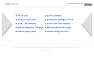 hsbcbeneficial.com screenshot