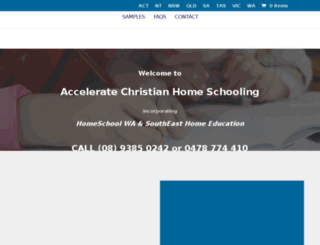 hscc.edu.au screenshot