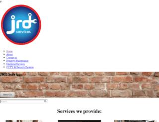 hsd-services.co.uk screenshot