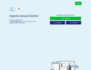 hsd401.edmodo.com screenshot