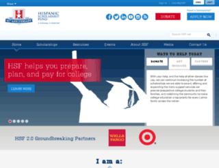 hsfdevelop.com screenshot