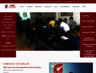 hsgguvenlik.com.tr screenshot