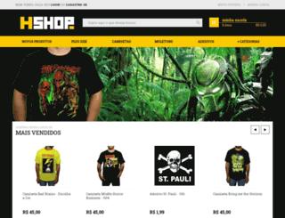 hshop.com.br screenshot