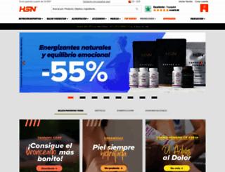 hsnstore.com screenshot