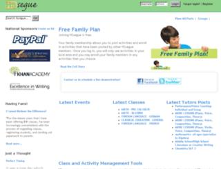 hssegue.com screenshot