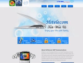 hstelecombd.com screenshot