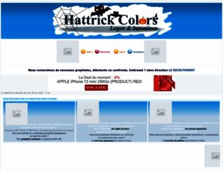 ht-colors.forumactif.com screenshot