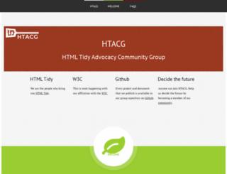 htacg.org screenshot