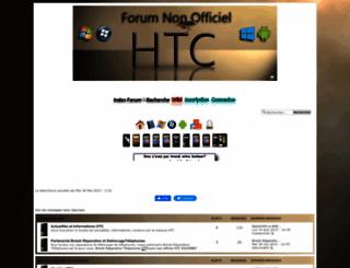 htc-touch-diamond.forumactif.info screenshot