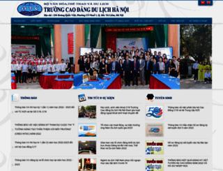 htc.edu.vn screenshot