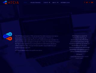 htcia.org screenshot
