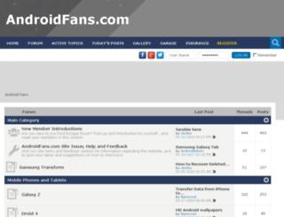 htcinspireforum.com screenshot