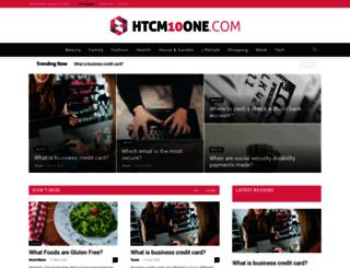 htcm10one.com screenshot