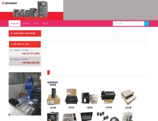 htcvietnam.com.vn screenshot