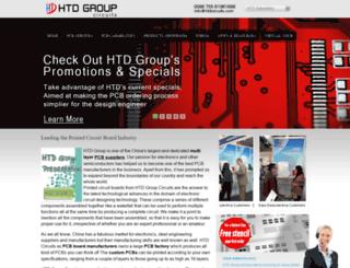 htdcircuits.com screenshot