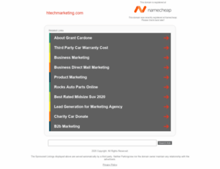 htechmarketing.com screenshot