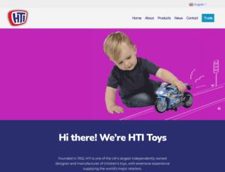 htigroup.co.uk screenshot