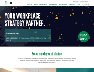 htijobs.com screenshot