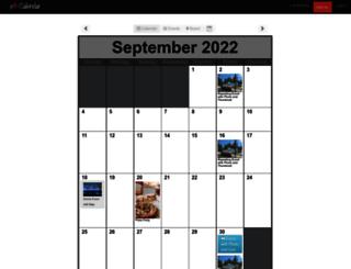 html-calendar.com screenshot