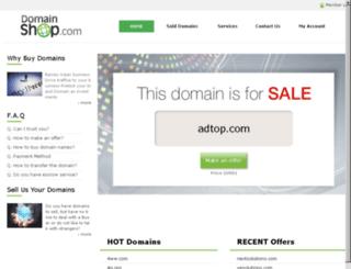 html.adtop.com screenshot