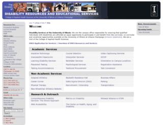 html.cita.illinois.edu screenshot