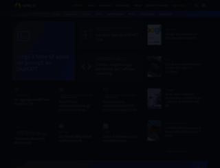 html.it screenshot