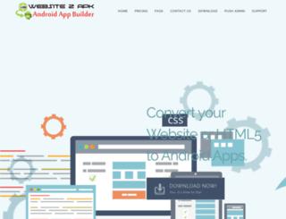 html2apk.praveshagrawal.com screenshot