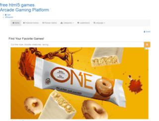 html5games.mobi screenshot