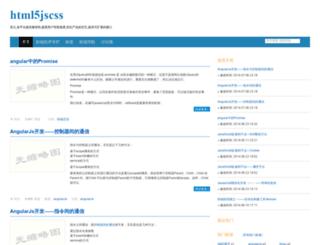 html5jscss.com screenshot