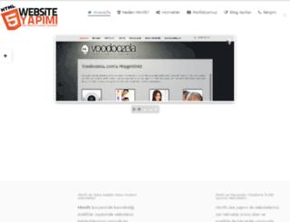 html5siteyapimi.com screenshot