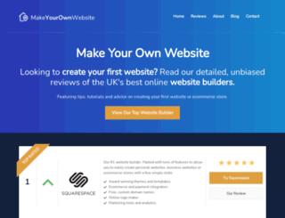 html5templatesdreamweaver.com screenshot