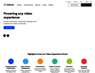 html5video.org screenshot