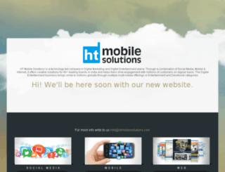 htmobilesolutions.com screenshot