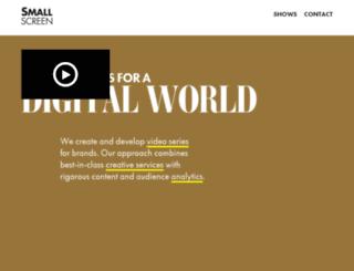 htp.smallscreennetwork.com screenshot