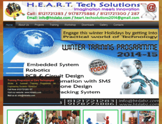 htslabz.com screenshot